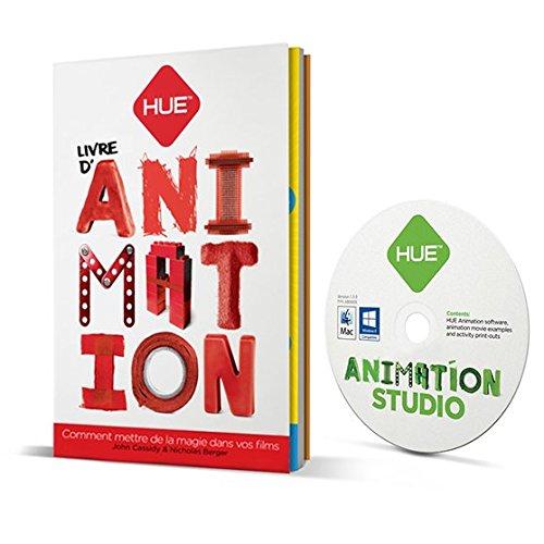 Livre d'animation avec le CD