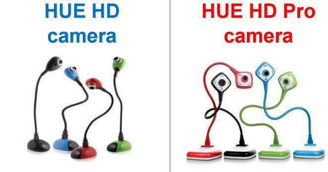 HUE vs Pro