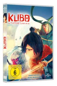 Kubo on DVD