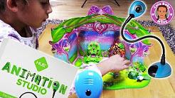 Trickfilme machen geht auch zu Hause mit hue animation stop motion trickfilm set