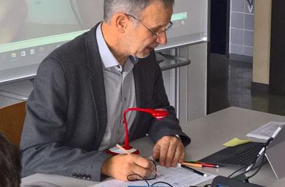 Geometrie-Unterricht mit Dokumentenkamera: HUE Kamera an der Universität PH Tirol im Test