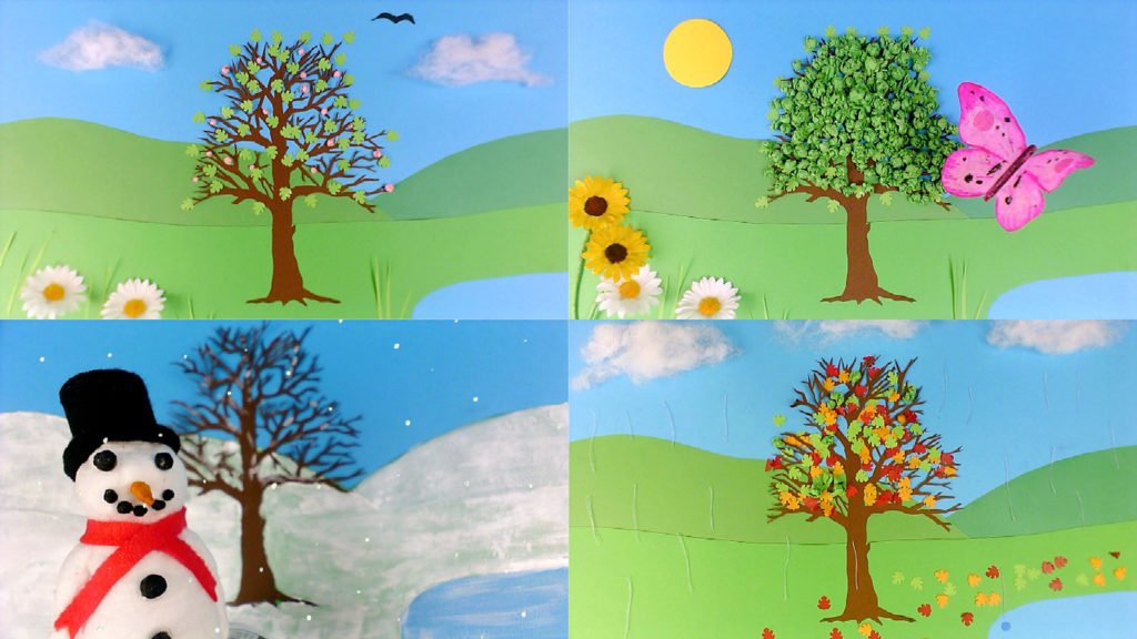 Cycle of Seasons Activity Guide