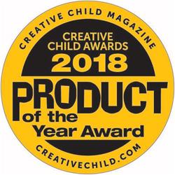 Creative Child awards 2018