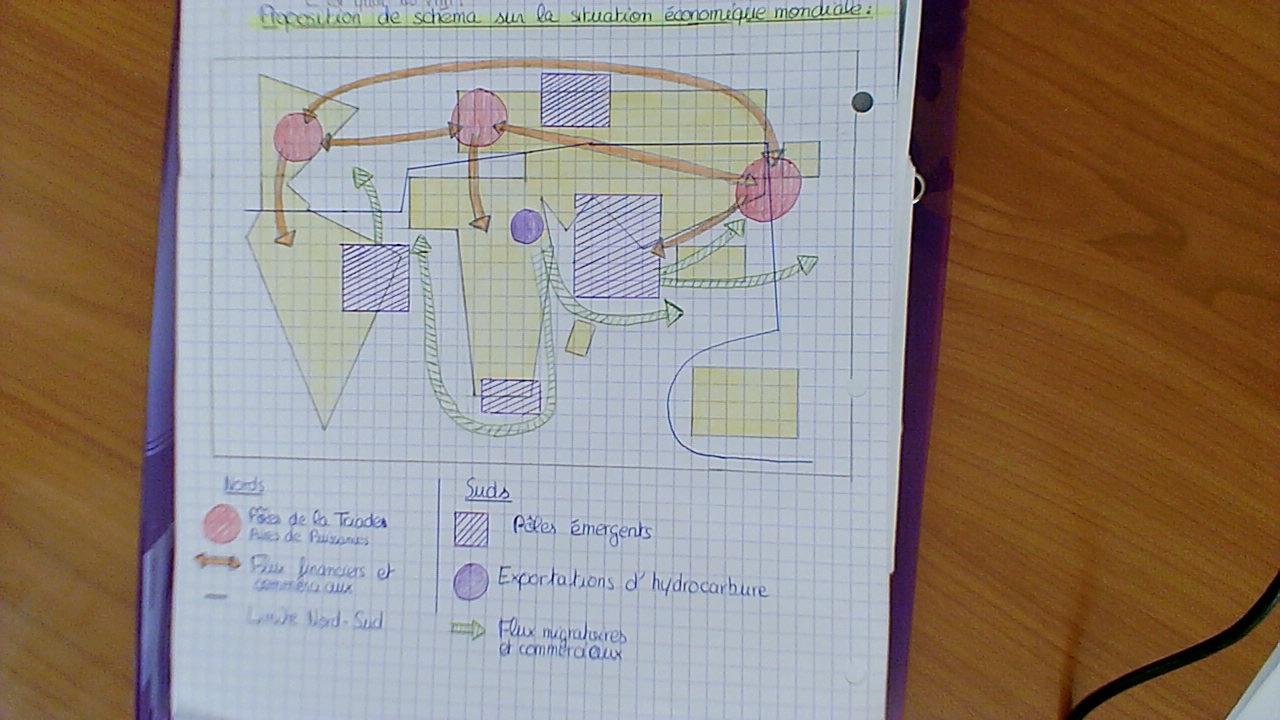 L'utilisation d'un visualiseur en classe d'histoire-géographie