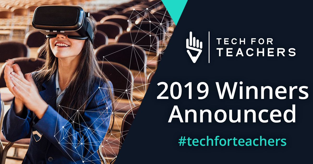 Tech for Teachers Award