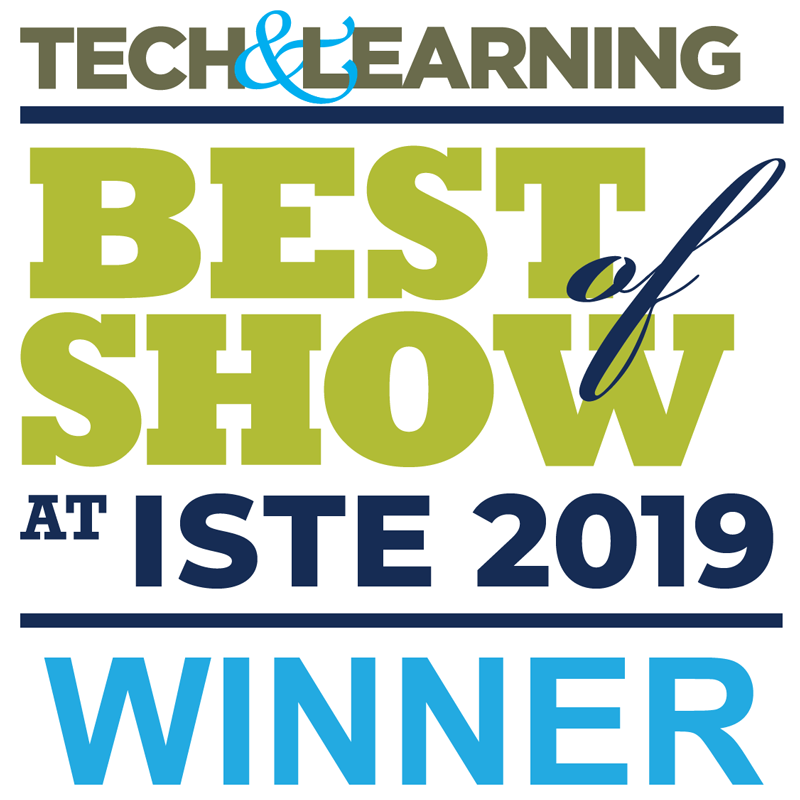 ISTE 2019 Best of Show