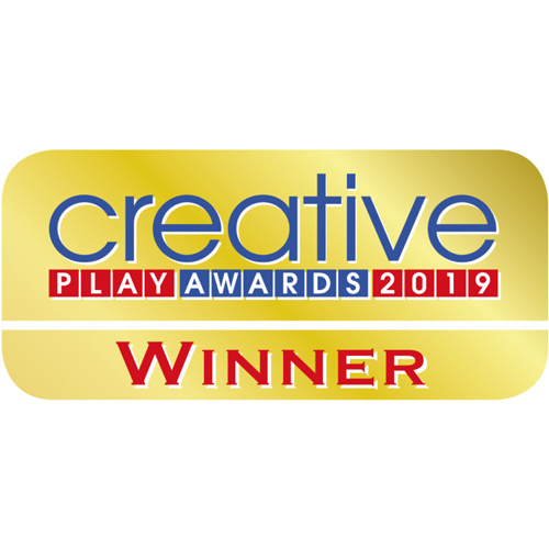 Creative Play Awards 2019 WINNER
