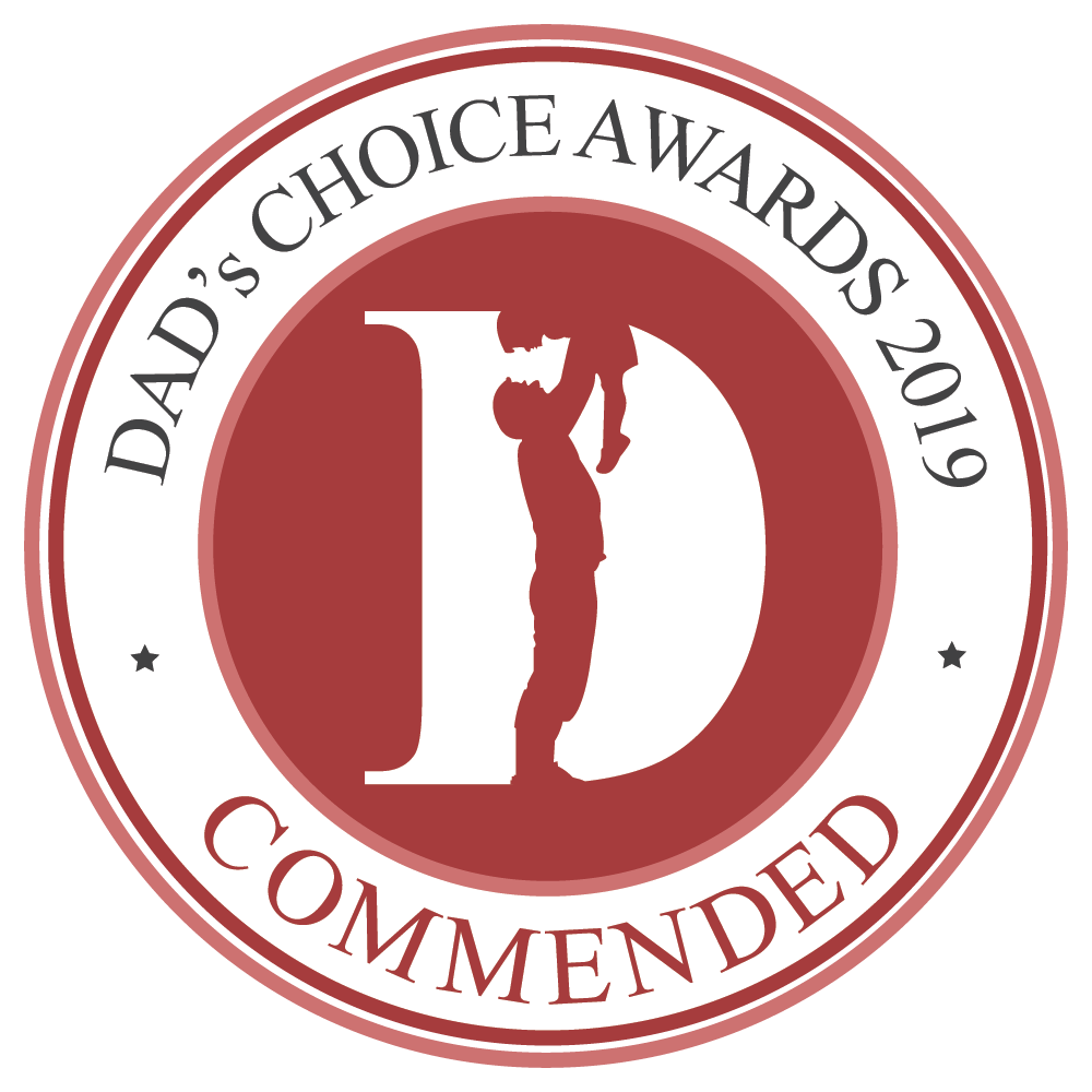 Dad's Choice Awards 2019 Commended