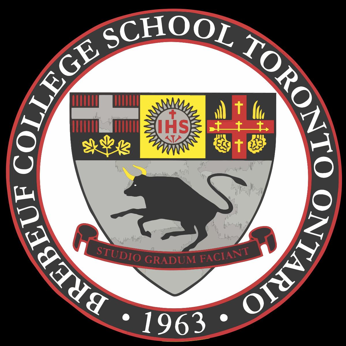 school logo - Brad Ryan