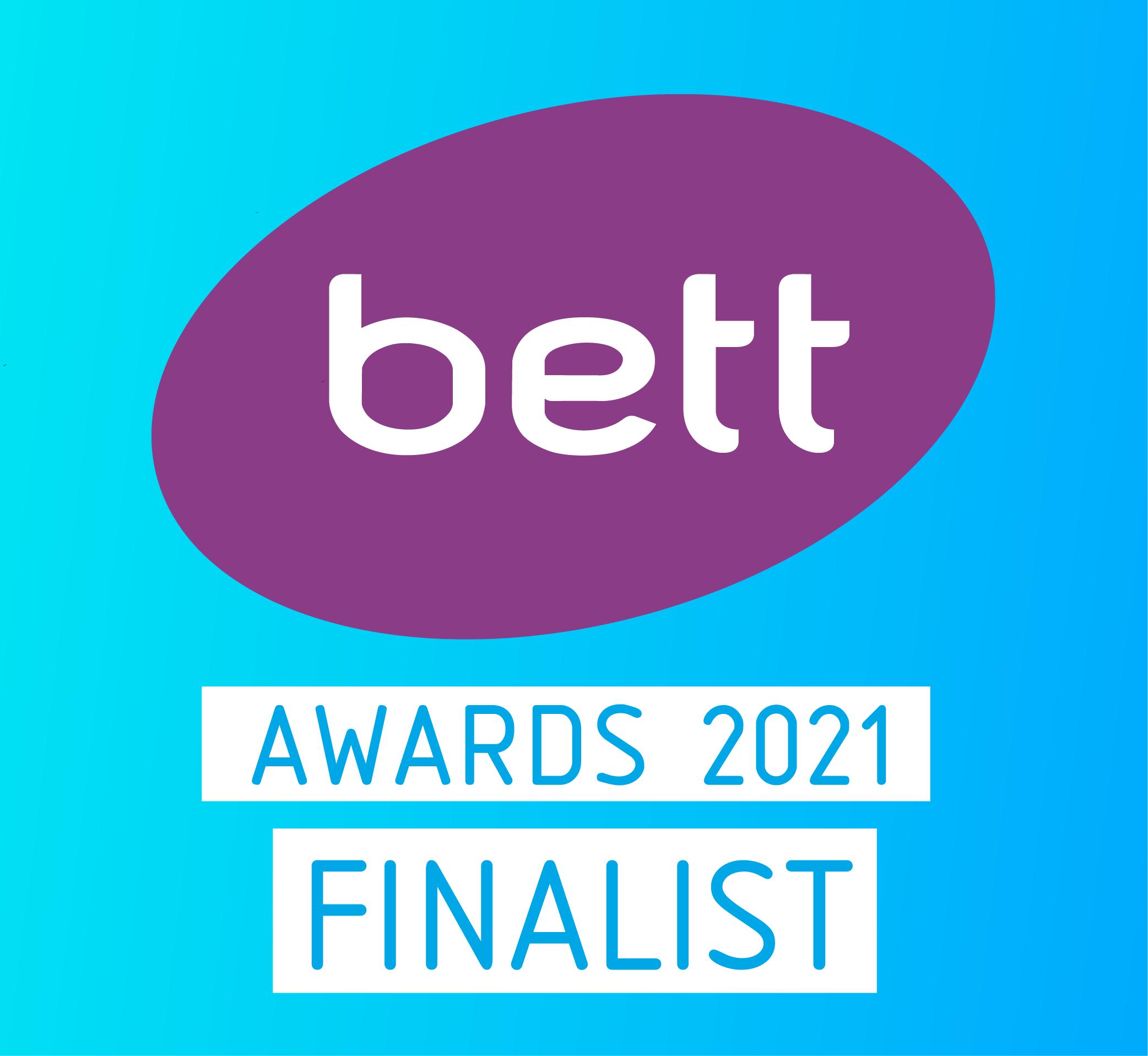 The HUE HD Pro Camera is a Bett Awards 2021 Finalist!