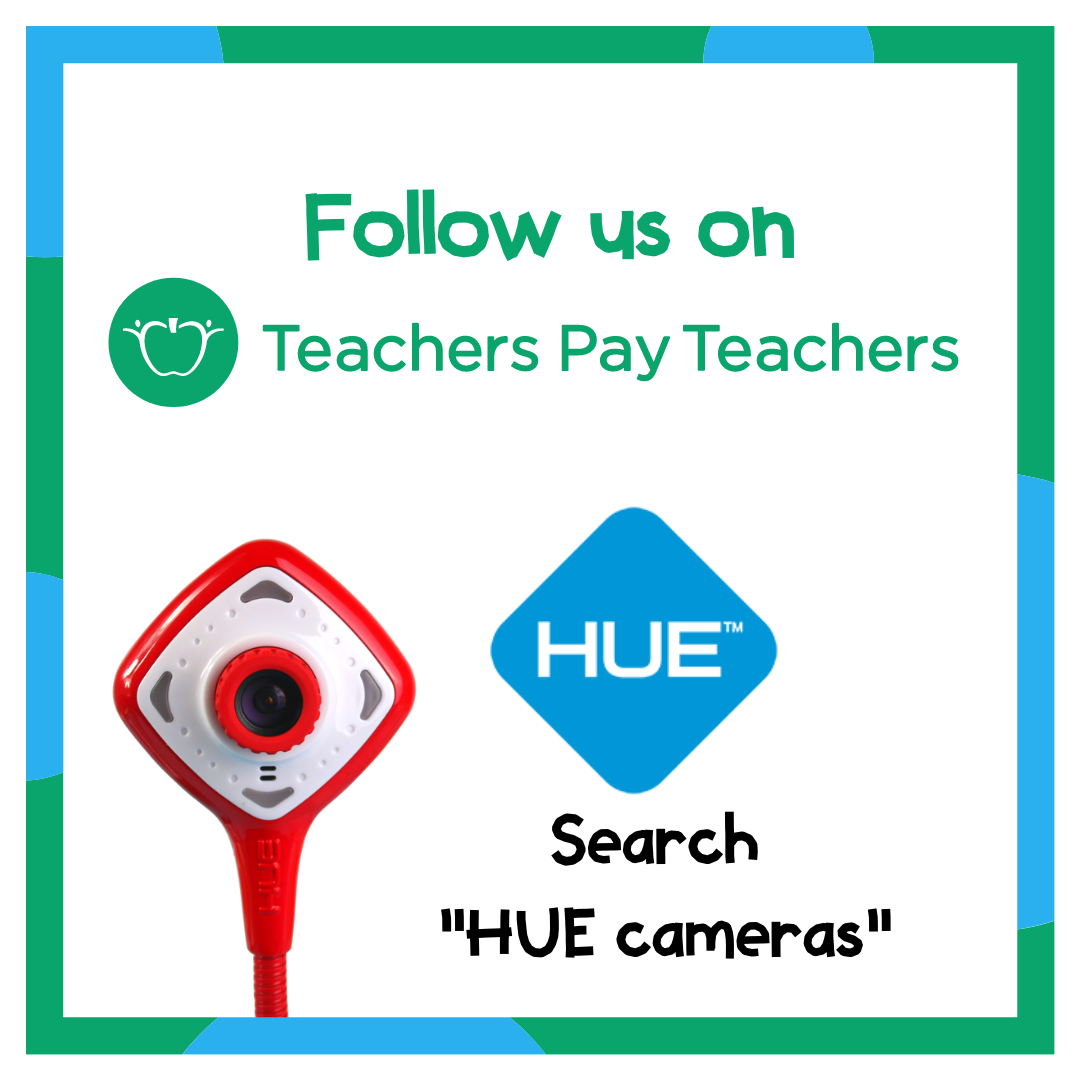 Guess HUE's on TpT?