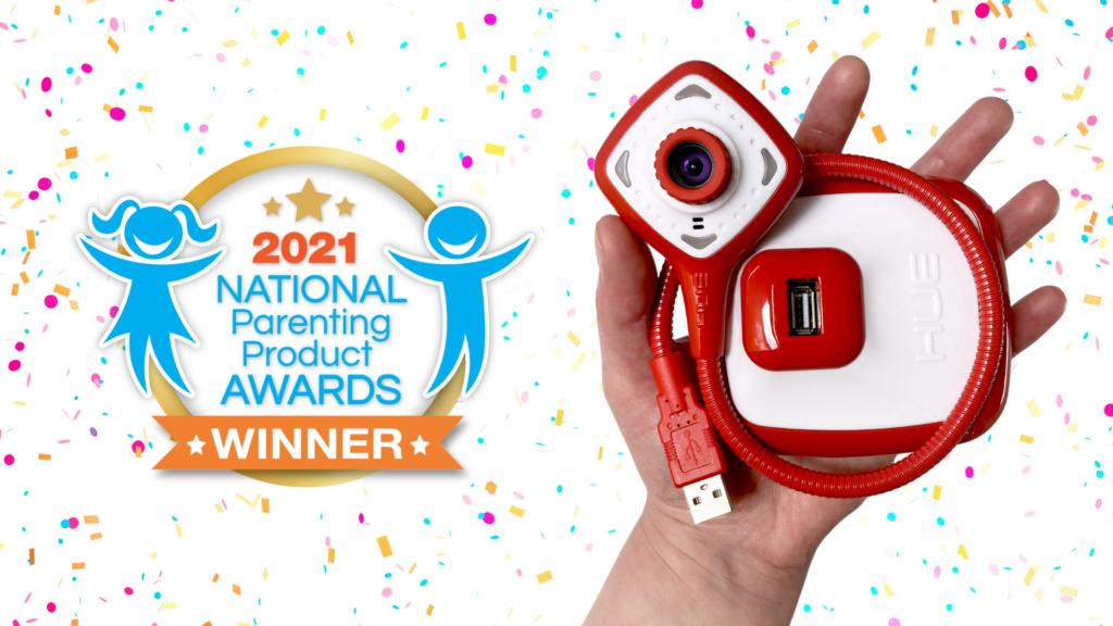 HUE HD Pro wins NAPPA award 2021