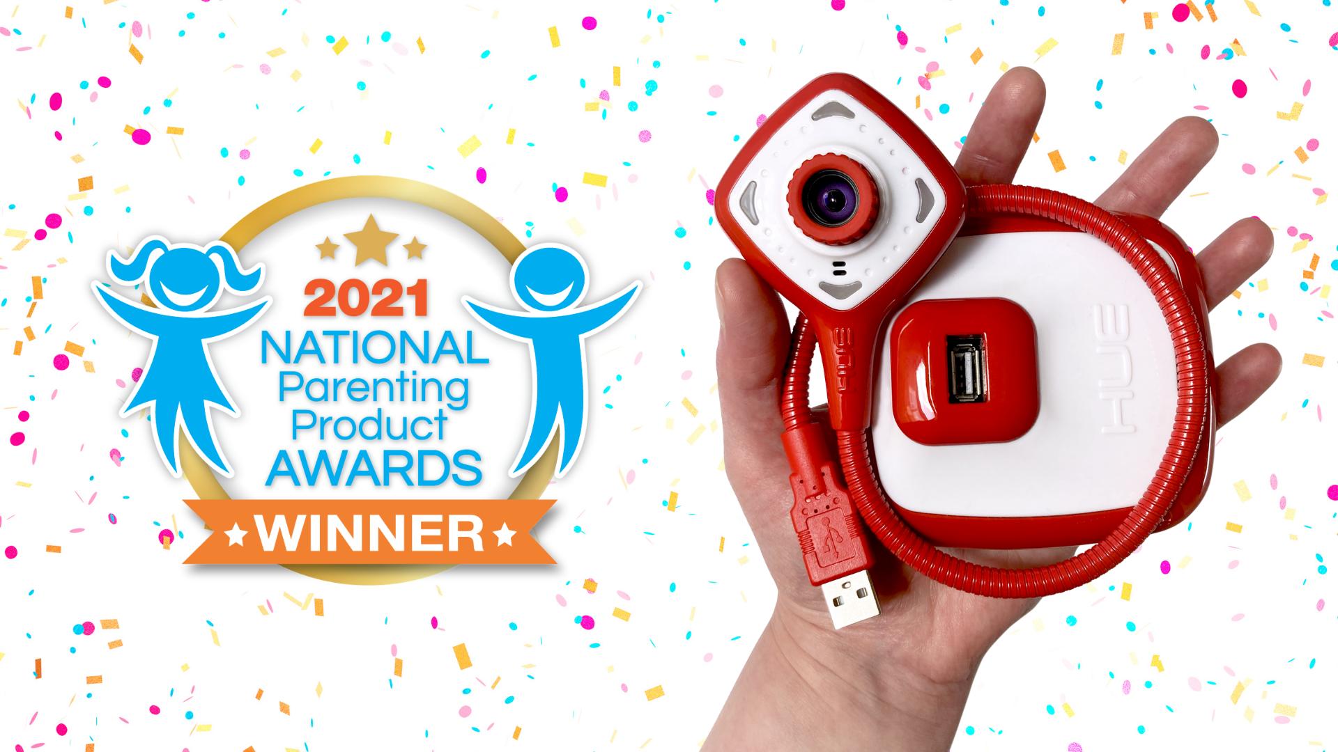 HUE HD Pro wins a NAPPA 2021 Award!